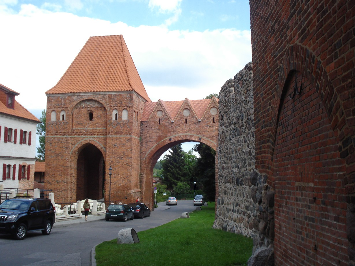 Torun is an amazingly beautiful town full of historic buildings.