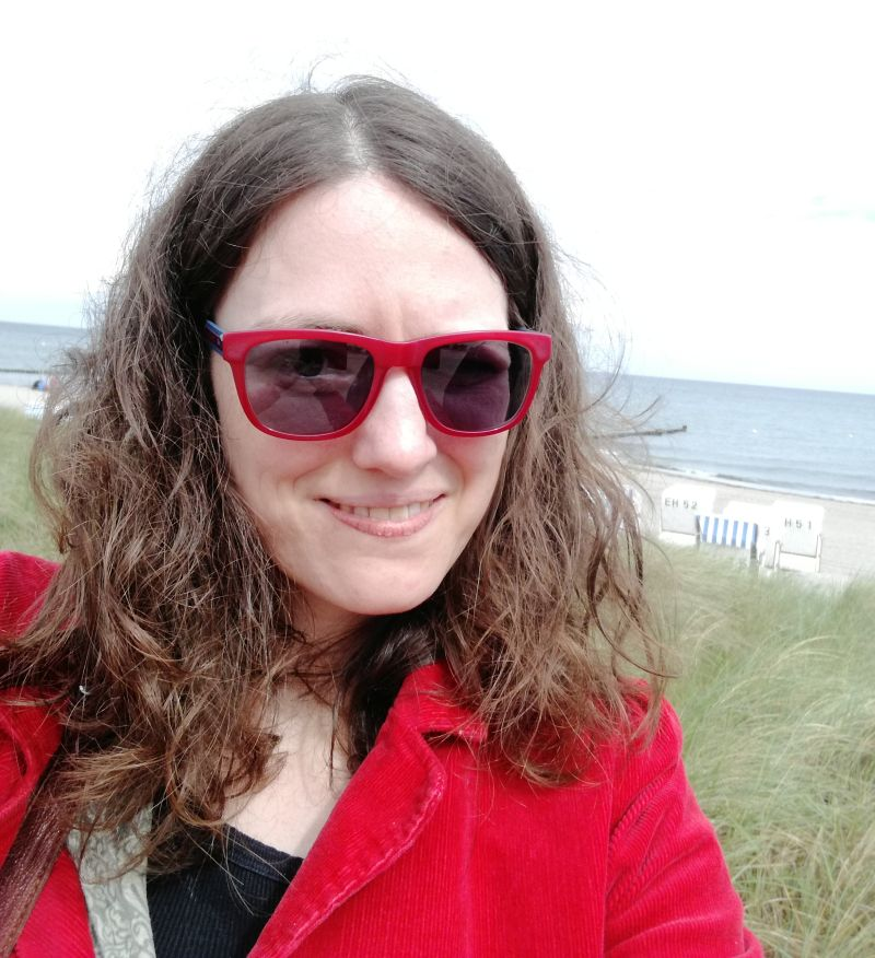 Lena Marie Hahn, freie Journalistin, Autorin, Reiseblogger