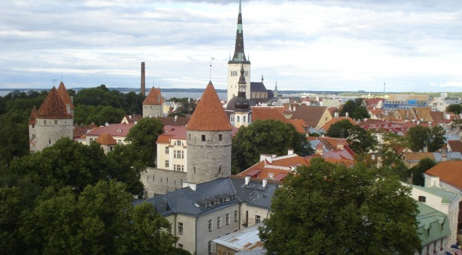 Tallinn: Mein erster Eindruck (mit Hotel-Tipp)