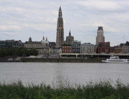 Zwischenstopp mit Kindern in Antwerpen