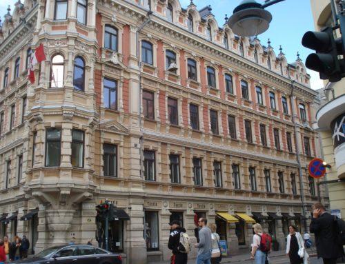 Bequemer Katzensprung von Estland nach Helsinki