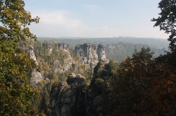 Sächsische Schweiz: Von Höhen und Tiefen und zwei glücklichen Jungs