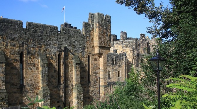 Alnwick Castle: Unsichtbares Hogwarts