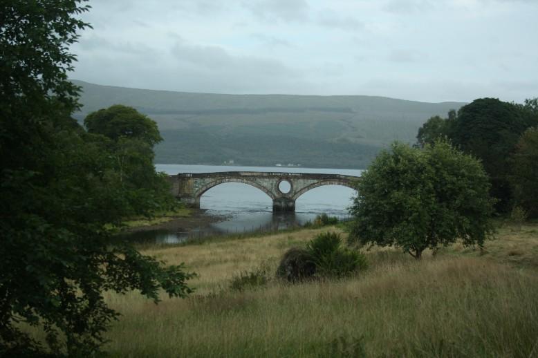 Inveraray Brücke, Schottland