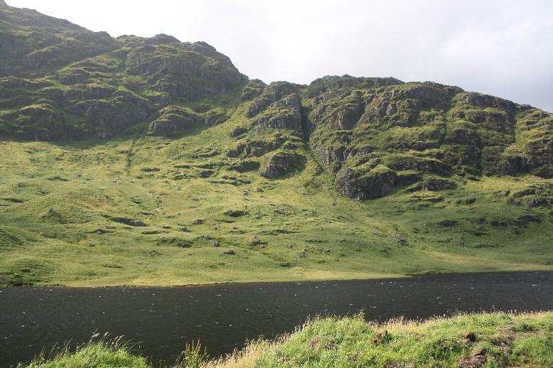 Herrliche Landschaft in der Gegend von Argyll.