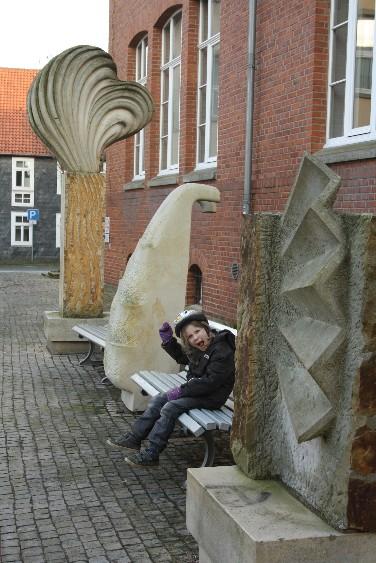 """Raincloud"" by Emil Adamec, ""Pocket Bag"" by Algimantas Slapikas, Silas all by himself and ""Folding Fun"" by Isamo Fujimoto and Pascal Schmidt."