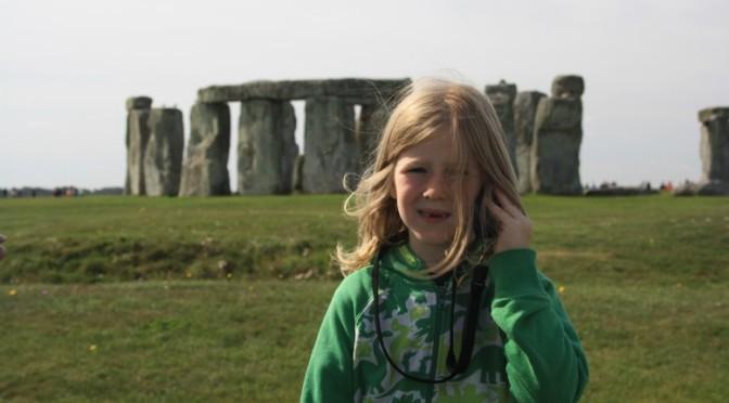 Stonehenge: Lohnt sich das mit Kindern?