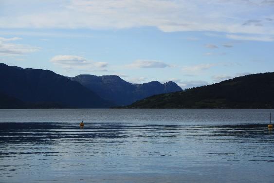 Ausblick auf den Hardanger-Fjord.