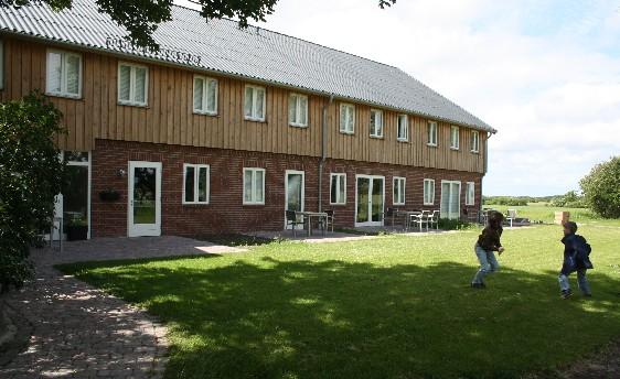 Hoftel Föhr – die perfekte Unterkunft für den Familienurlaub