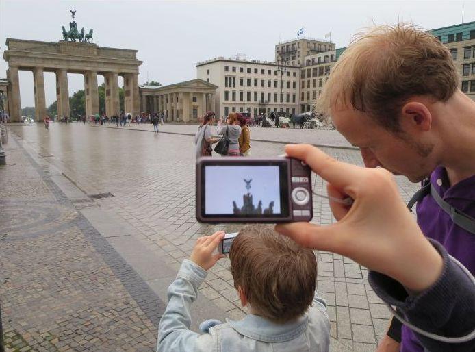 Familienurlaub in Deutschland, Städtetrip nach Berlin mit Kindern