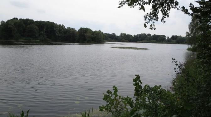 Radtour: In Lahde gibt's mehr als den Baggersee