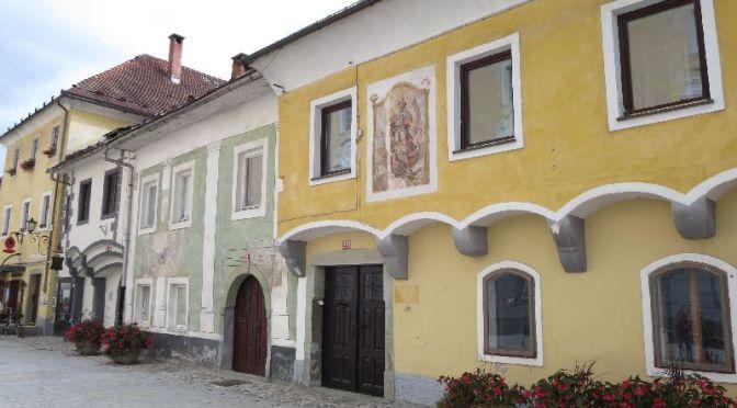 Radovljica: Die Bienen- und Lebkuchenstadt