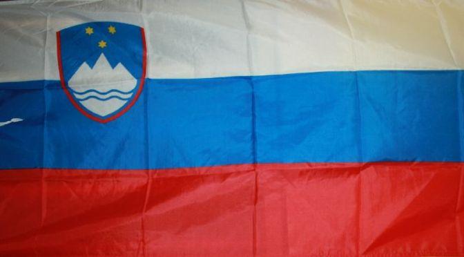 Slowenien-flagge