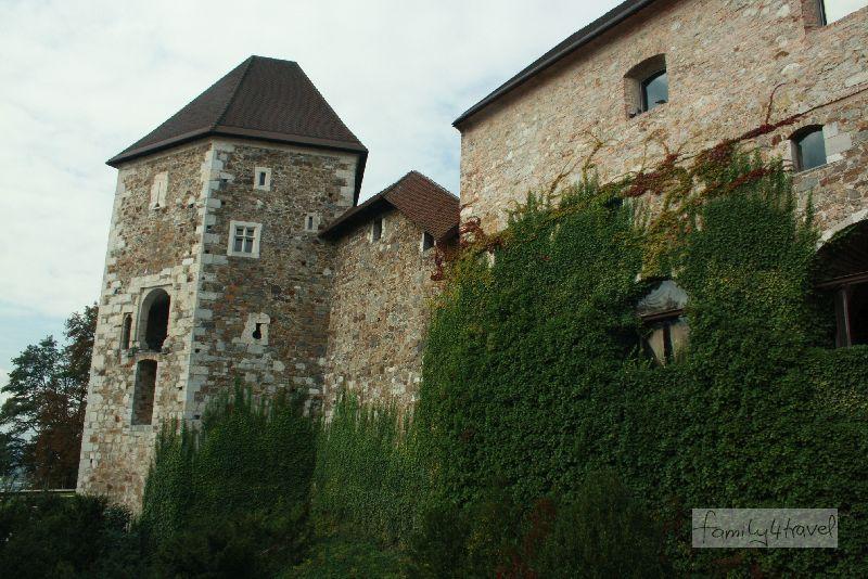 Die Burg im Zentrum Ljublnanas ist nicht wahnsinnig spektakulär, aber sie lohnt doch den kurzen Aufstieg.