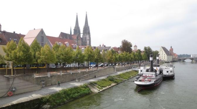 Stadtbummel: 8 Stunden in Regensburg