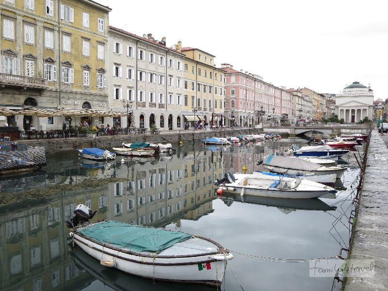 Nein, ich habe kein Foto von der sanitären Katastrophe gemacht. Glaubt mir, den Canal Grande seht ihr euch lieber an...