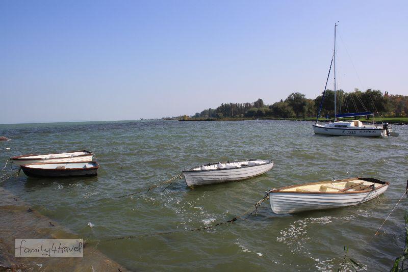 So viele Boote, und keins für uns...