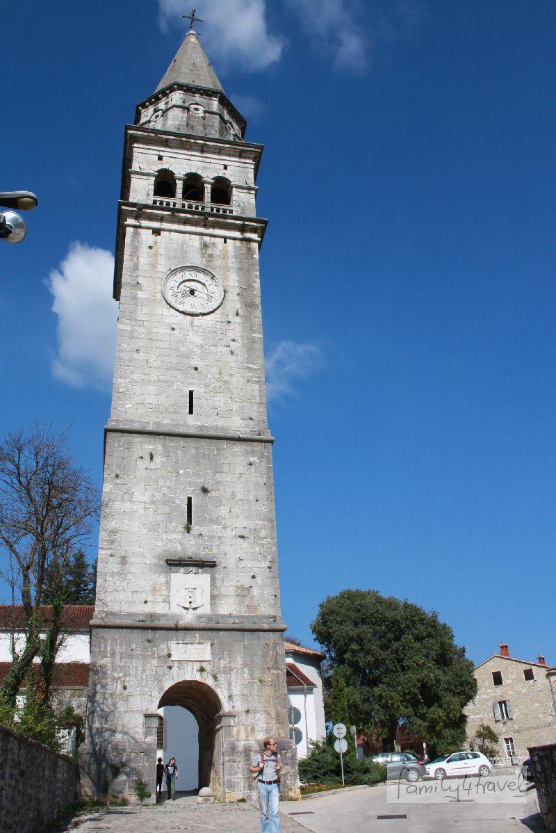 kroatien-istrien-pazin-campanile