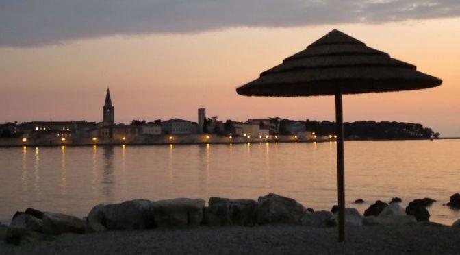 Poreç: Kultur, Restaurants und eine Adria in Badewannentemperatur