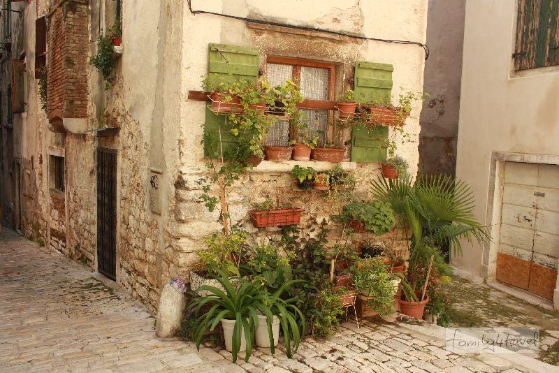 Dieses Arrangement hat mich sehr an ein ähnliches in Siena erinnert.