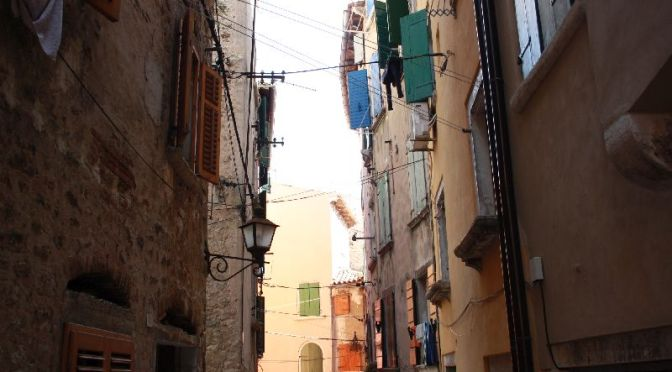 Rovinj: Juwel der Westküste Istriens