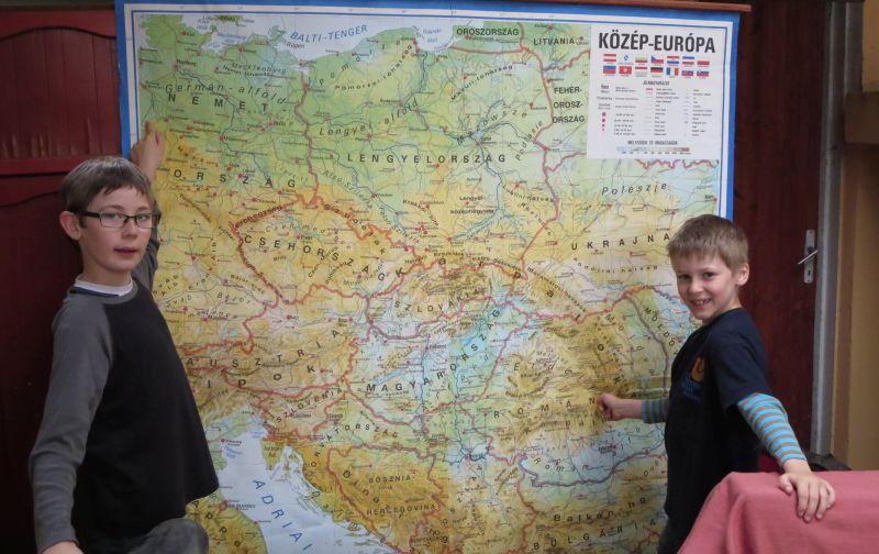 langzeitreise kinder europa