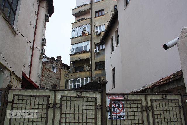 Bukarest hat schöne Ecken - woanders.