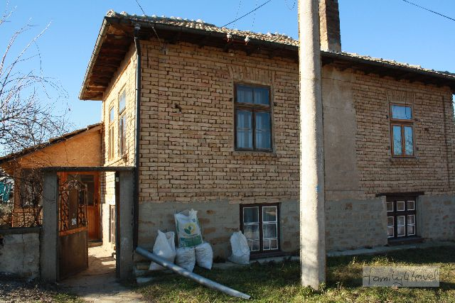 weihnachten in bulgarien haus. Black Bedroom Furniture Sets. Home Design Ideas