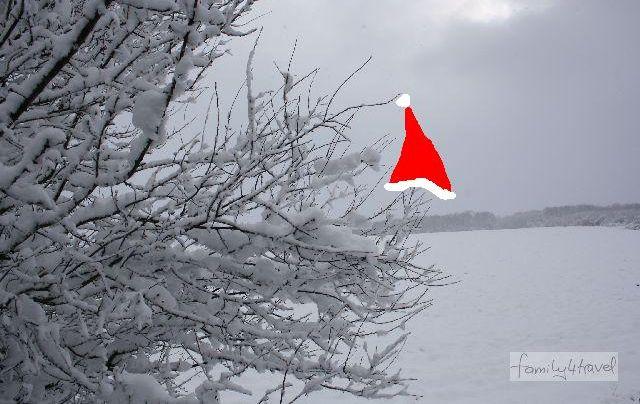 Dass Janis auf Schnee steht, hat er in seinem Bericht über Montenegro schon berichtet. Und mehr über unser Weihnachtsfest in Bulgarien steht hier.