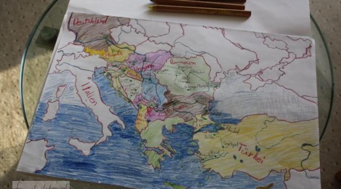 """""""Travelschooling"""" – Schule auf der Langzeit-Reise"""