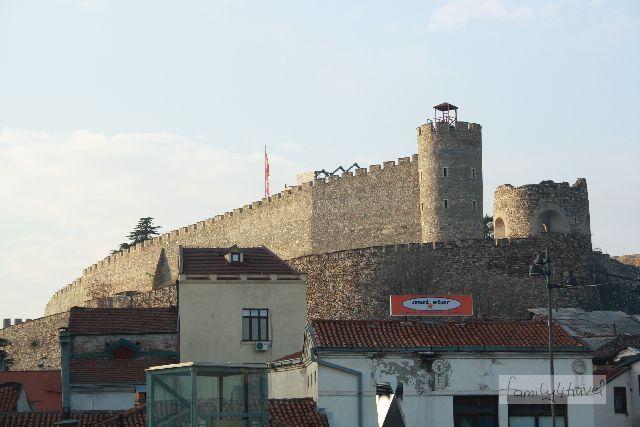 Noch mehr Geschichte gibt es in der Burg, in die wir es gar nicht mehr geschafft haben.
