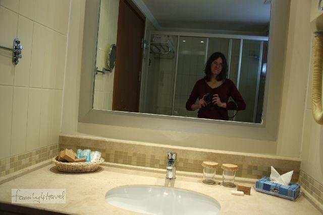 Hat immer was zu meckern, selbst im Luxus-Hotel: deutsche Reisebloggerin.
