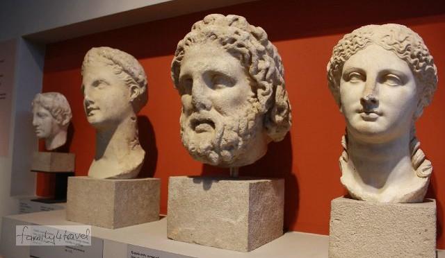 Zeitreise: Das Archäologische Museum von Thessaloniki
