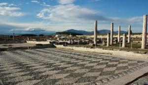 Pella besichtigen, Geburtsstadt Alexander der Große