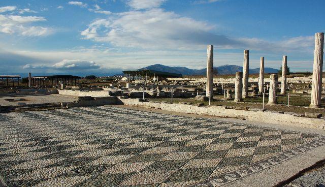 Pella: Die Kinderstube Alexanders des Großen