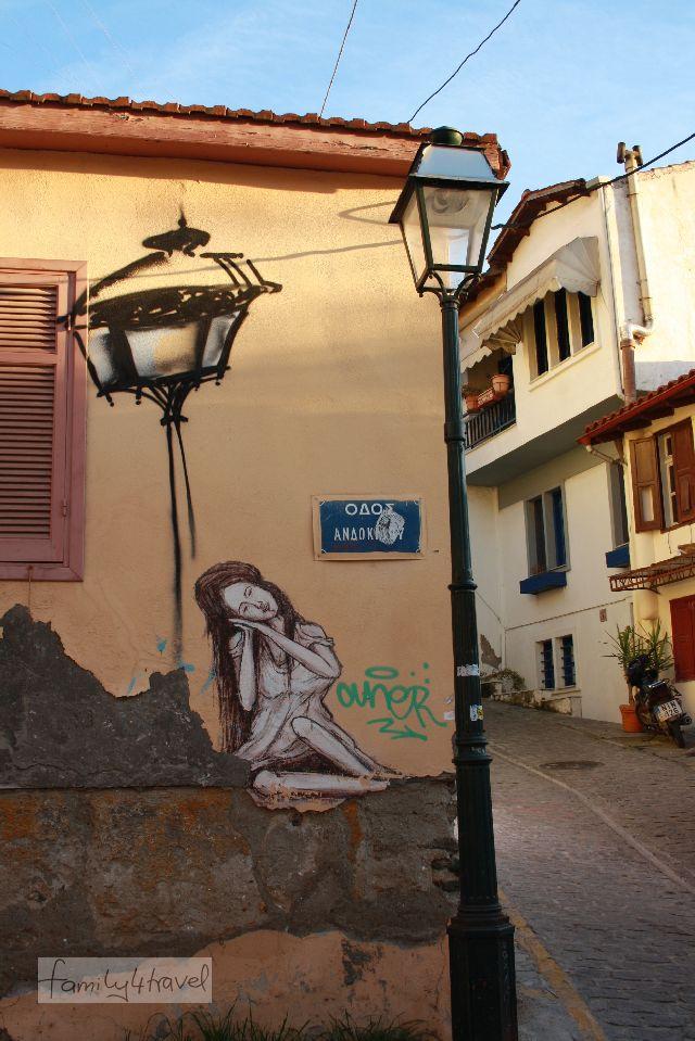 Ob Thessaloniki hübsch ist oder nicht, darüber kann man streiten. Aber es gibt zumindest für große und kleine Entdecker viel zu sehen.