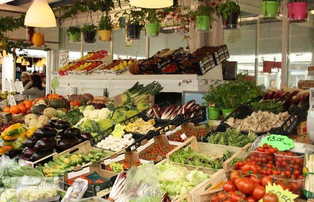 Lebensmittel frisch vom Markt hatten meist das größte Spar-Potenzial.