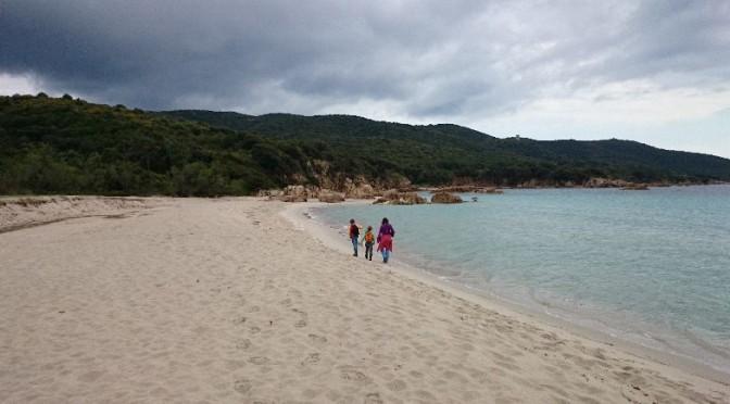 Villasimius Sardinien Strand