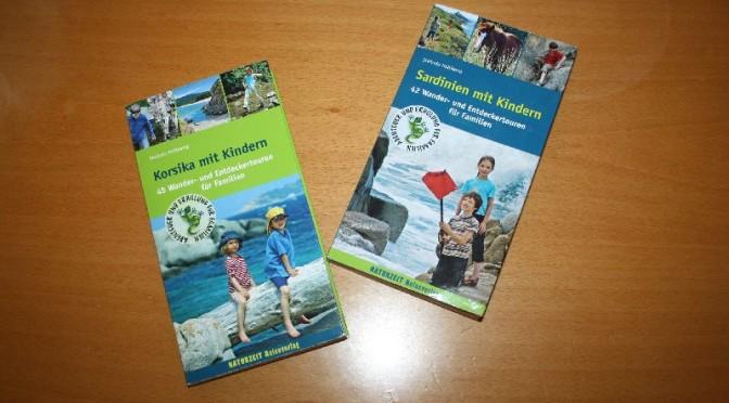 Rezension: Familien-Reiseführer für Korsika und Sardinien