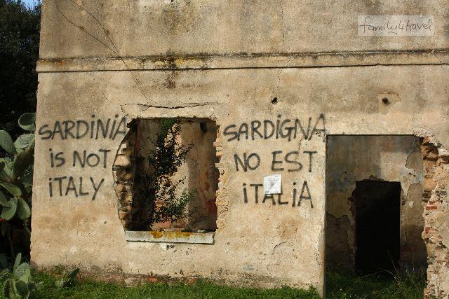 Sardinien Unabhängigkeit