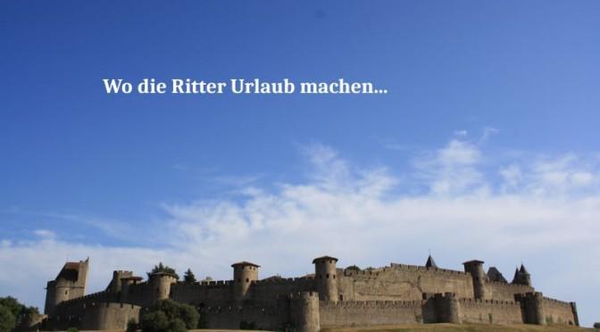 Carcassonne: Mittelalter-Trip für junge Ritter
