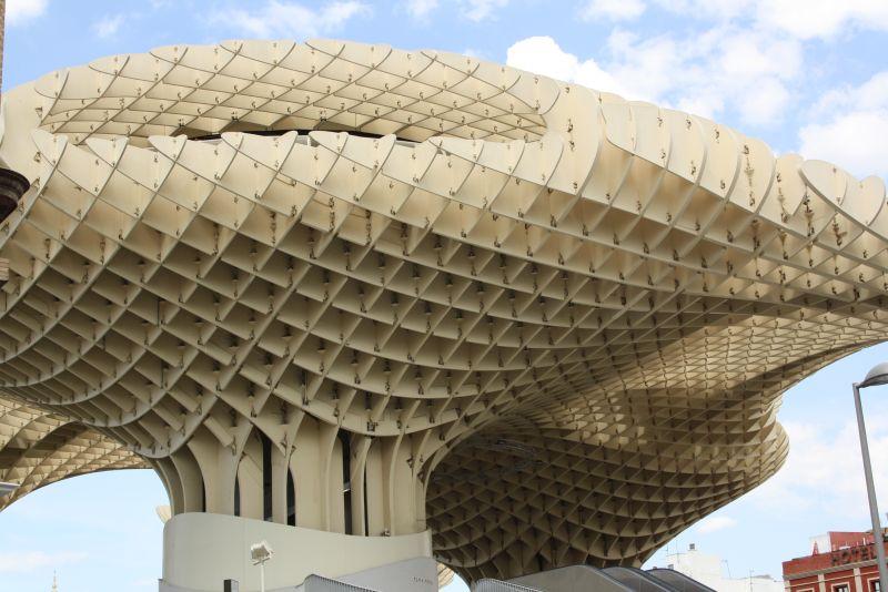 Sevilla kann auch ganz modern.