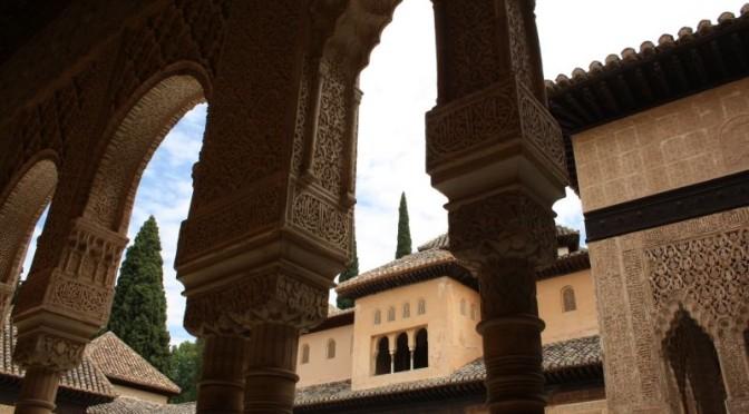 Andalusien: Familienausflug zur magischen Alhambra in Granada
