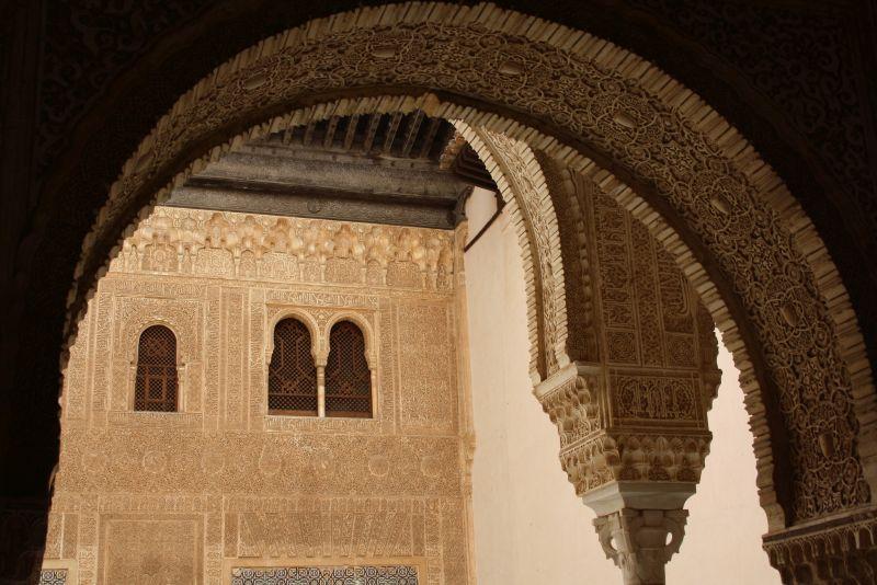 Die Alhambra: maurische Pracht ohne Ende.