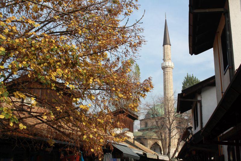 Altstadt Sarajevo