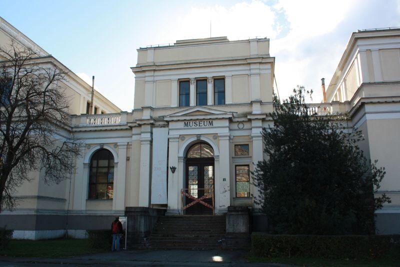 Archäologisches Museum Sarajevo, geschlossen