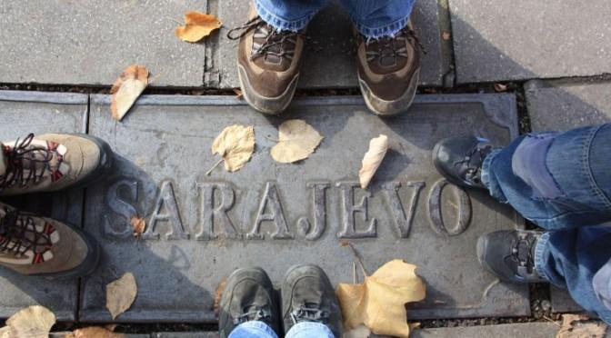 Sarajevo: Die vernarbte Stadt [Die Entdeckung Europas]