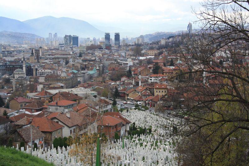 Sarajevo Friedhof