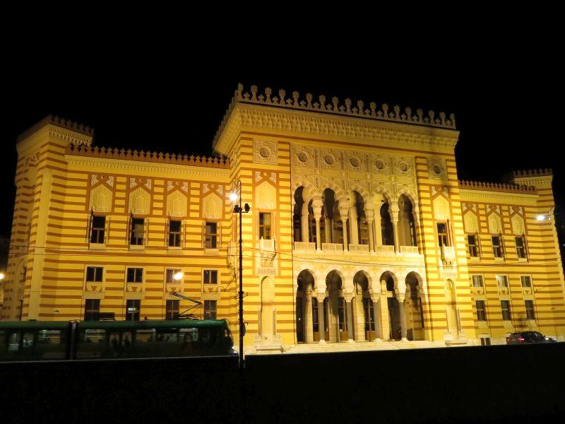 Sarajevo Rathaus