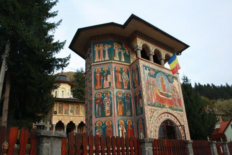 orthodoxes kloster rumänien